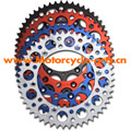 Motorcycle Rear Aluminum Sprockets
